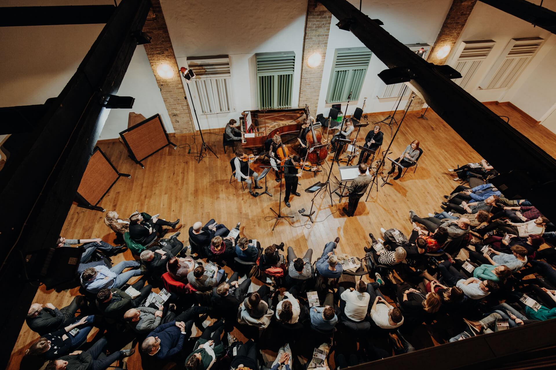 The Riot Ensemble