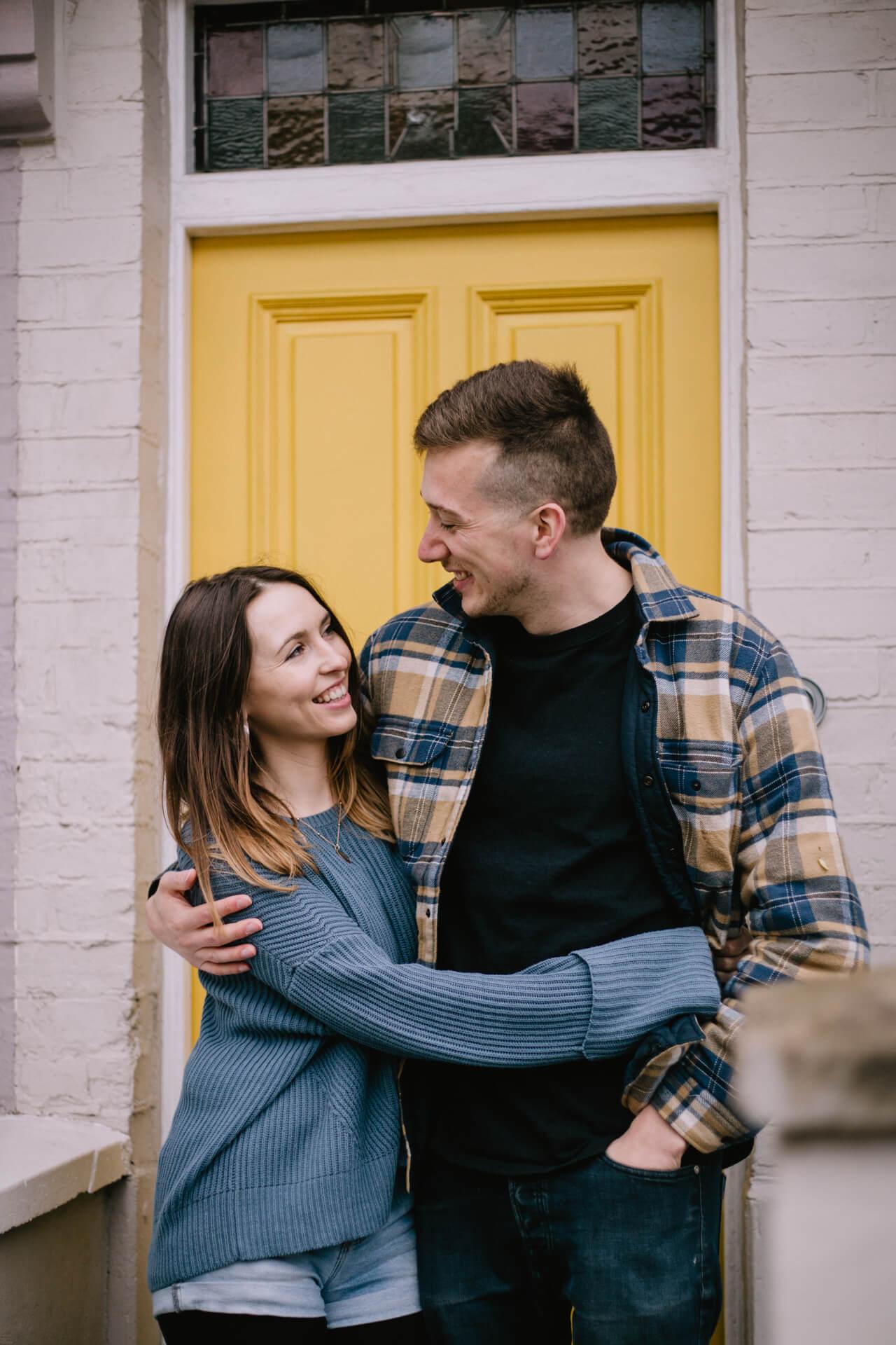 Sarah & Ben